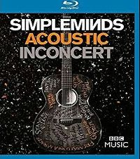 Cover Simple Minds - Acoustic In Concert [DVD]